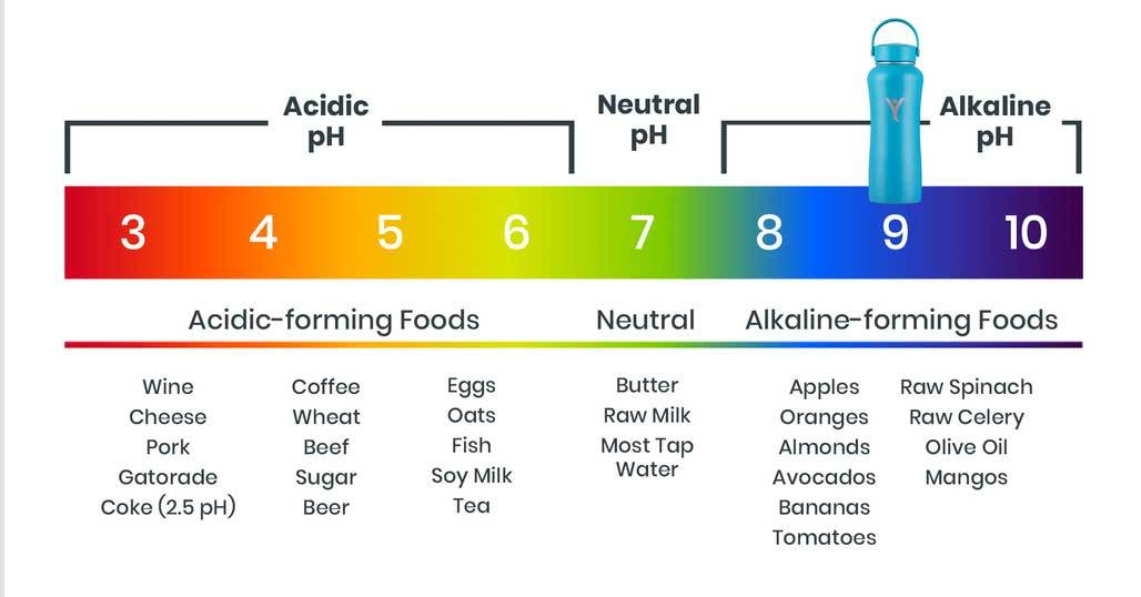 alkaline ph level