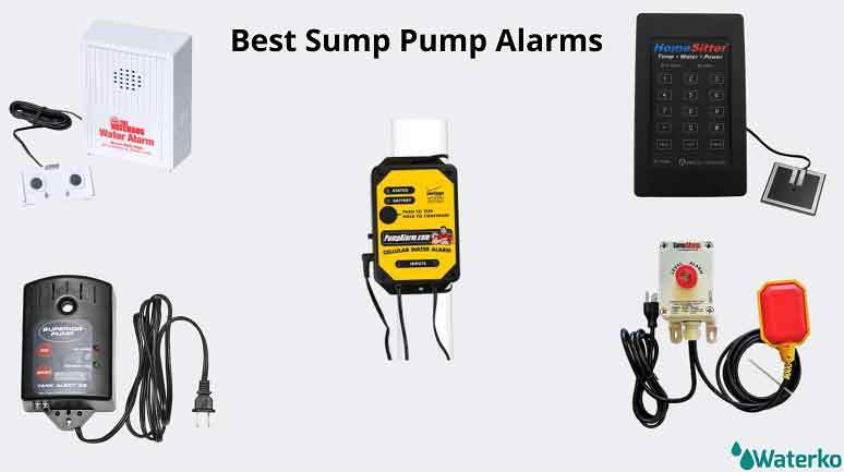 best sump pump alarms